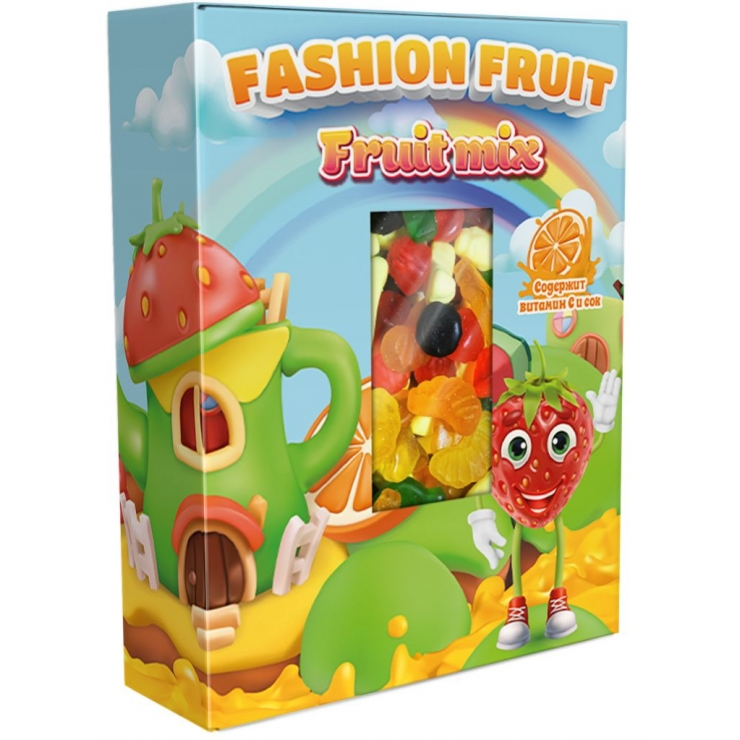 Fashion Fruit Фруктовый Микс 100г