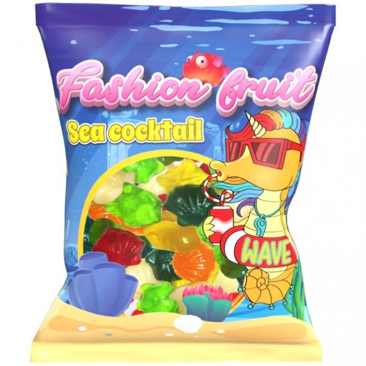 Fashion Fruit Морской коктейль 100г